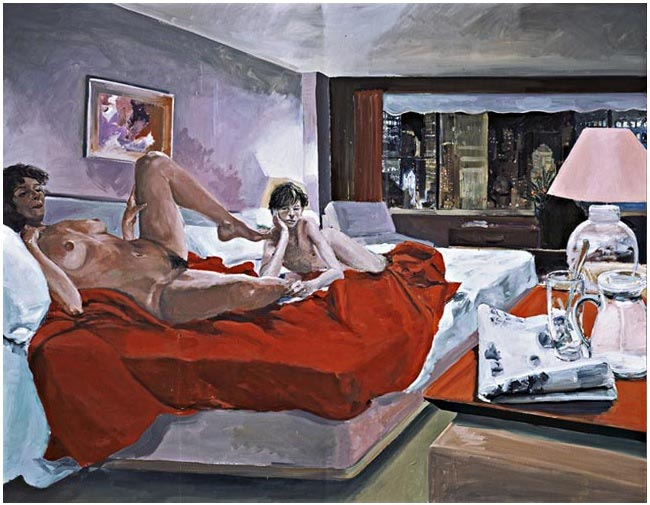 Eric Fischl - Birthday Boy